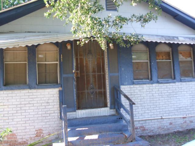 1643 Union St W, Jacksonville, FL 32209 (MLS #1007034) :: Summit Realty Partners, LLC