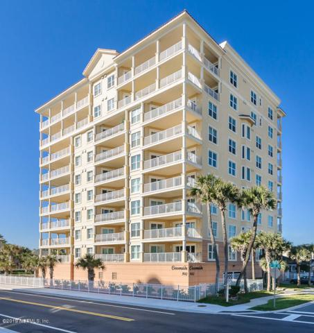 932 1ST St N #803, Jacksonville Beach, FL 32250 (MLS #1007047) :: CrossView Realty