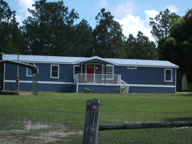 4278 Bellamy Rd, Florahome, FL 32140 (MLS #1007101) :: EXIT Real Estate Gallery
