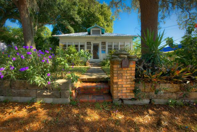 16 Marion St, St Augustine, FL 32084 (MLS #1007216) :: Ancient City Real Estate