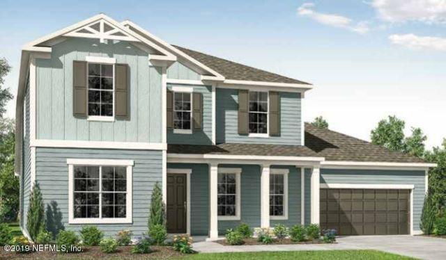 3927 Spyglass Hill Ln, Orange Park, FL 32065 (MLS #1007290) :: Ancient City Real Estate