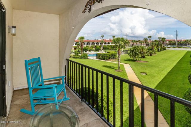 11 Dondanville Rd #29, St Augustine, FL 32080 (MLS #1007446) :: Noah Bailey Group
