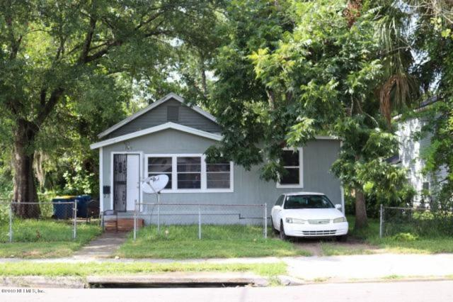 1949 W 45TH St, Jacksonville, FL 32209 (MLS #1007528) :: Ancient City Real Estate