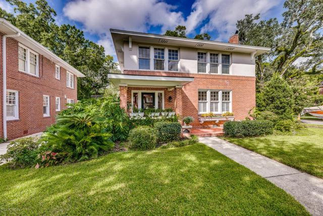 1444 Avondale Ave, Jacksonville, FL 32205 (MLS #1007558) :: Ancient City Real Estate