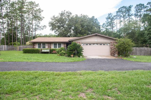 12481 W Confederate Dr W, Glen St. Mary, FL 32040 (MLS #1007745) :: CrossView Realty