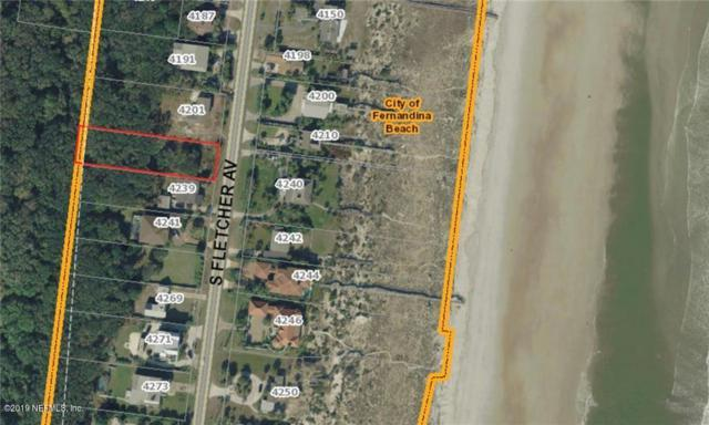 4225 S Fletcher Ave, Fernandina Beach, FL 32034 (MLS #1007948) :: CrossView Realty