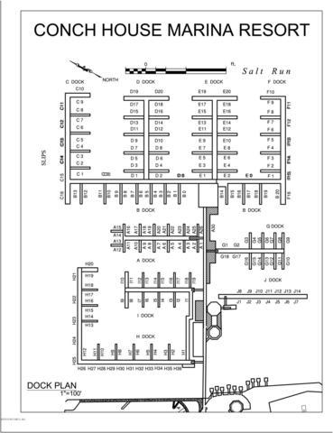 57 Comares Ave C 5, St Augustine, FL 32080 (MLS #1008058) :: 97Park