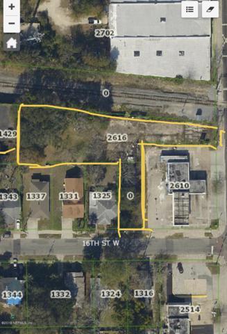 2616 Myrtle Ave N, Jacksonville, FL 32209 (MLS #1008268) :: The Every Corner Team | RE/MAX Watermarke