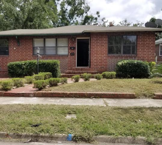 1854 W 24TH St, Jacksonville, FL 32209 (MLS #1008341) :: The Hanley Home Team