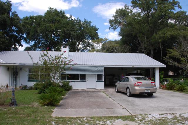 240 SW Pecan St, Keystone Heights, FL 32656 (MLS #1008447) :: The Hanley Home Team