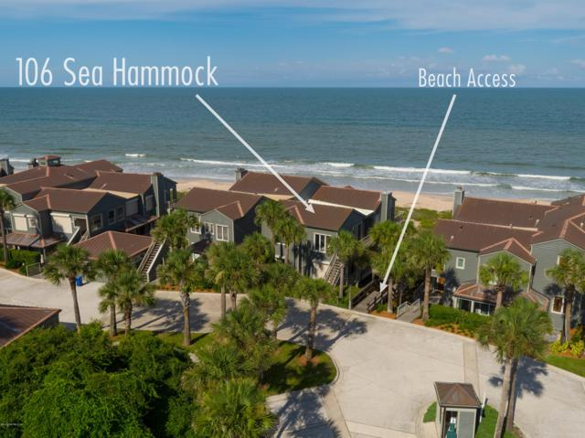106 Sea Hammock Way, Ponte Vedra Beach, FL 32082 (MLS #1008668) :: Ancient City Real Estate