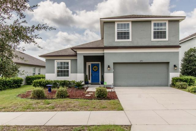 693 Welcome Home Dr, Middleburg, FL 32068 (MLS #1009136) :: The Hanley Home Team
