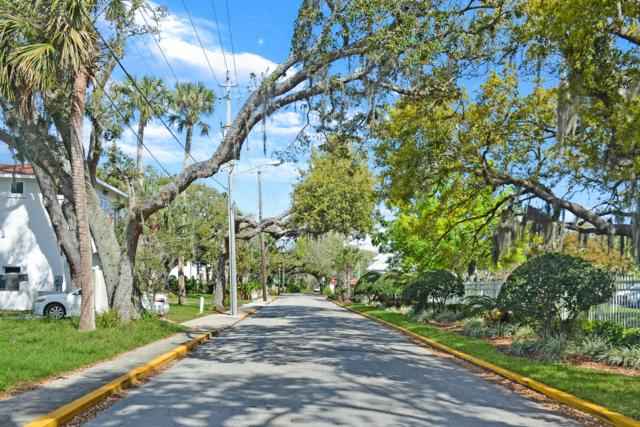 157 Marine St #105, St Augustine, FL 32084 (MLS #1009273) :: EXIT Real Estate Gallery