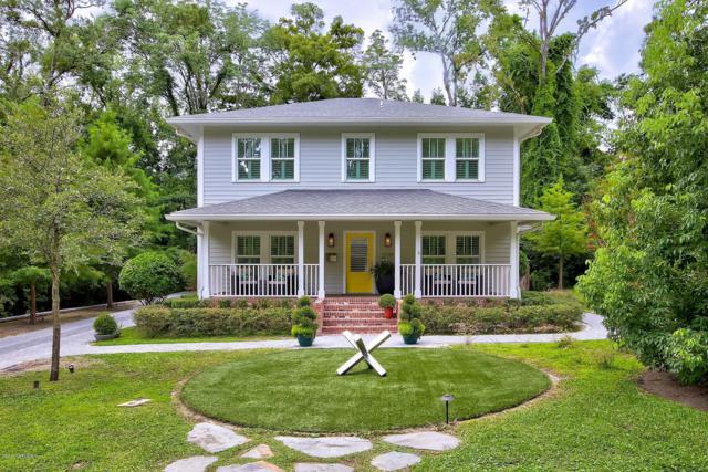 3745 Oak St, Jacksonville, FL 32205 (MLS #1009372) :: Ancient City Real Estate