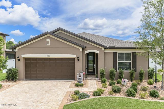 193 Alegria Cir, St Augustine, FL 32095 (MLS #1009431) :: Ancient City Real Estate