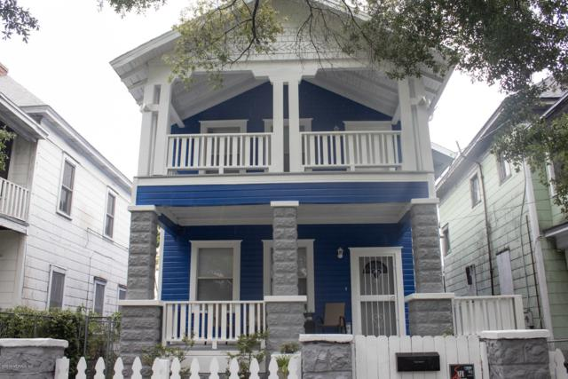 1814 Hubbard St, Jacksonville, FL 32206 (MLS #1009476) :: Ancient City Real Estate