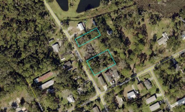 0 Second Ave, St Augustine, FL 32095 (MLS #1009579) :: The Hanley Home Team