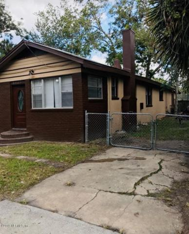 1403 W 26TH St, Jacksonville, FL 32209 (MLS #1009598) :: Berkshire Hathaway HomeServices Chaplin Williams Realty