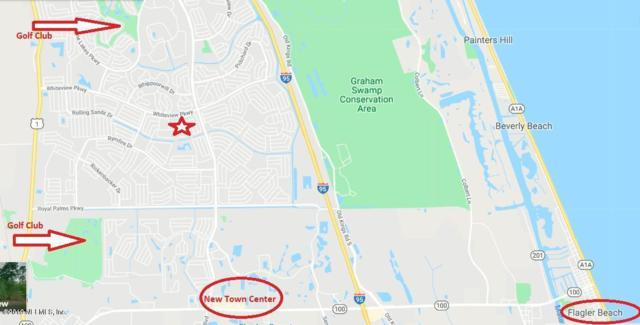 4 Radium Ln, Palm Coast, FL 32164 (MLS #1009662) :: Jacksonville Realty & Financial Services, Inc.