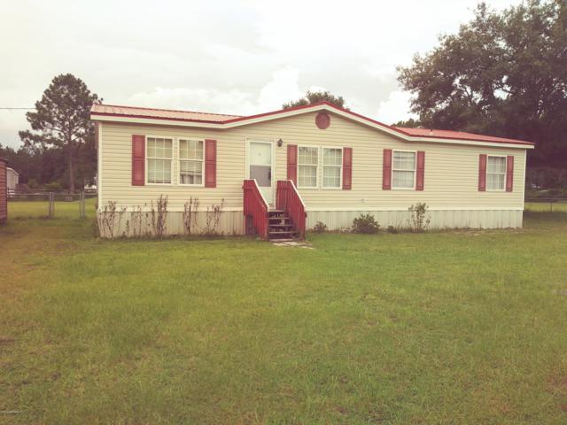 638 NE 154TH Way, Starke, FL 32091 (MLS #1009756) :: The Hanley Home Team