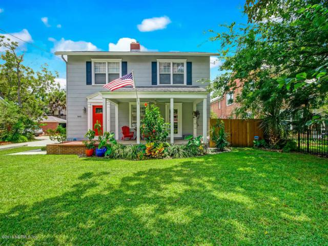 1461 Le Baron Ave, Jacksonville, FL 32207 (MLS #1009831) :: The Hanley Home Team