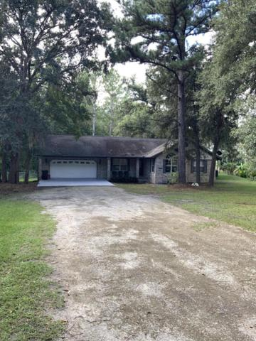21903 NE 53 Ave, Earlton, FL 32631 (MLS #1009844) :: Berkshire Hathaway HomeServices Chaplin Williams Realty