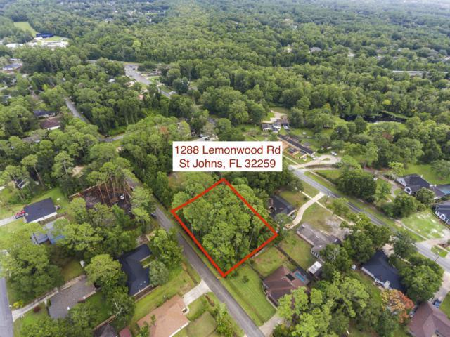 1288 Lemonwood Rd, St Johns, FL 32259 (MLS #1009993) :: The Hanley Home Team