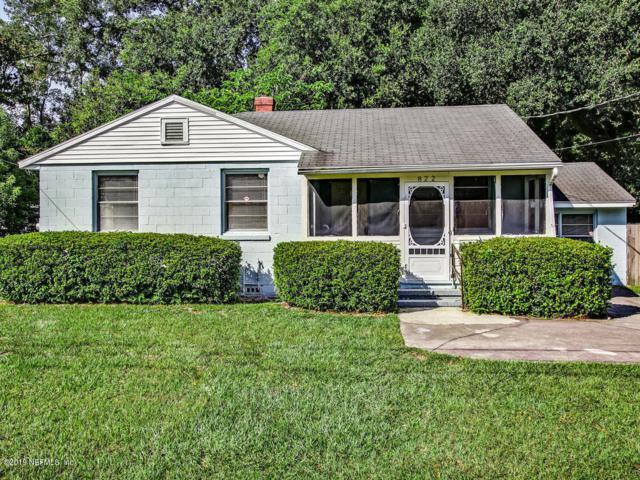 822 Linda Dr, Jacksonville, FL 32208 (MLS #1010098) :: The Hanley Home Team