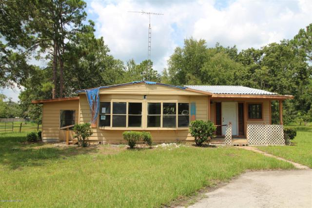 13730 NE County Road 1471, Waldo, FL 32694 (MLS #1010405) :: Berkshire Hathaway HomeServices Chaplin Williams Realty