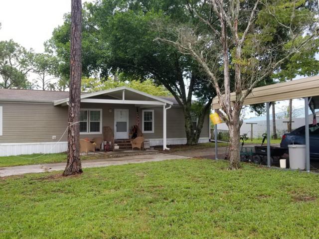 7415 Hallman Rd, Keystone Heights, FL 32656 (MLS #1010621) :: Ancient City Real Estate
