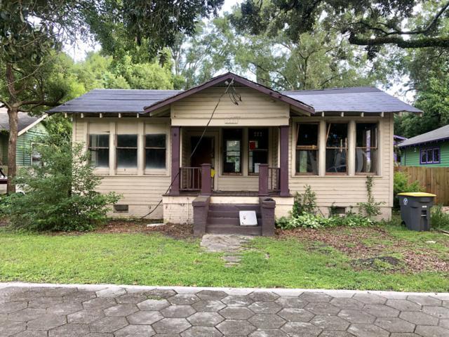2224 Ernest St, Jacksonville, FL 32204 (MLS #1010649) :: Ancient City Real Estate