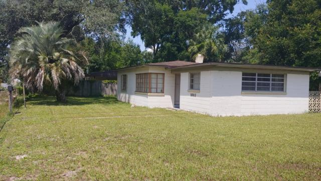 1003 Edgewood Ave W, Jacksonville, FL 32208 (MLS #1010665) :: The Hanley Home Team