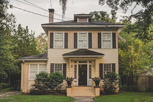 3326 Herschel St, Jacksonville, FL 32205 (MLS #1010707) :: Ancient City Real Estate