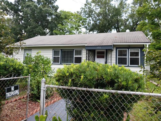 1552 W 1ST St, Jacksonville, FL 32209 (MLS #1010710) :: The Hanley Home Team