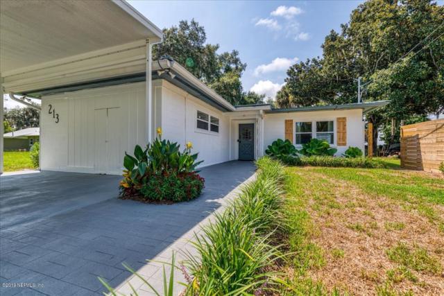 213 Moritani Point Rd, East Palatka, FL 32131 (MLS #1010931) :: EXIT Real Estate Gallery