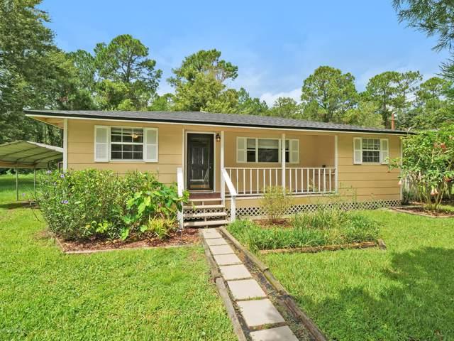 11820 Aaron Rd, Jacksonville, FL 32218 (MLS #1012927) :: CrossView Realty