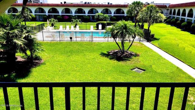 11 Dondanville Rd #15, St Augustine, FL 32080 (MLS #1012990) :: Noah Bailey Group