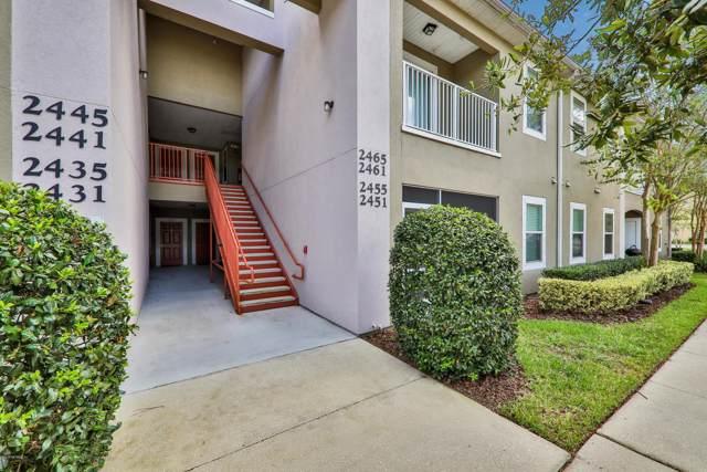 2455 Golden Lake Loop, St Augustine, FL 32084 (MLS #1013018) :: 97Park