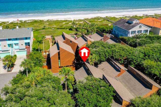 2277 Seminole Rd O, Atlantic Beach, FL 32233 (MLS #1013086) :: The Hanley Home Team