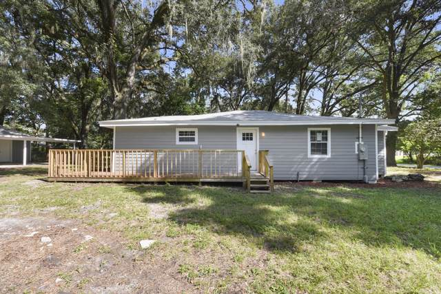 606 Jackson Ave N, Jacksonville, FL 32220 (MLS #1013257) :: The Hanley Home Team