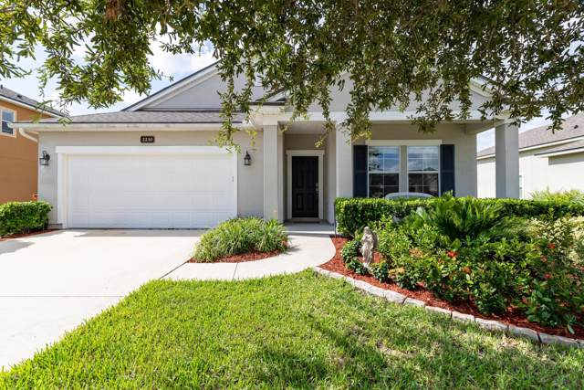 2230 Club Lake Dr, Orange Park, FL 32065 (MLS #1013297) :: The Hanley Home Team