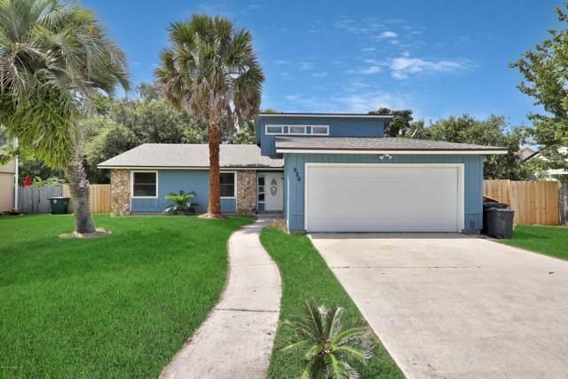 820 Century 21 Dr, Jacksonville, FL 32216 (MLS #1013301) :: The Hanley Home Team