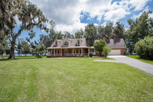 111 Williams Park Rd, GREEN COVE SPRINGS, FL 32043 (MLS #1013317) :: CrossView Realty