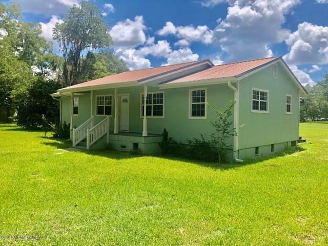 19951 NW 71ST Ave, Starke, FL 32091 (MLS #1013437) :: Berkshire Hathaway HomeServices Chaplin Williams Realty