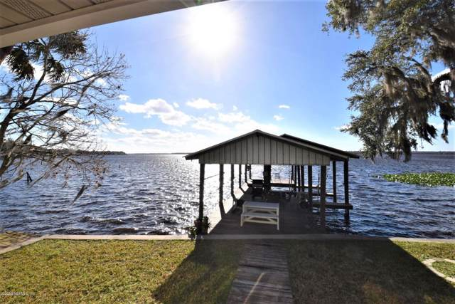 134 Hubers Fish Camp Rd, Crescent City, FL 32112 (MLS #1013463) :: Berkshire Hathaway HomeServices Chaplin Williams Realty