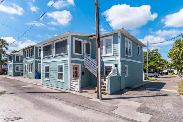215 Midway St #1, Neptune Beach, FL 32266 (MLS #1013541) :: Berkshire Hathaway HomeServices Chaplin Williams Realty