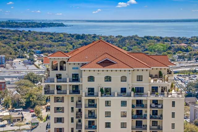 1478 Riverplace Blvd #1805, Jacksonville, FL 32207 (MLS #1013559) :: Noah Bailey Group