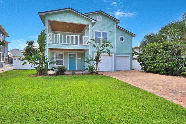 121 Myra St, Neptune Beach, FL 32266 (MLS #1013681) :: Memory Hopkins Real Estate
