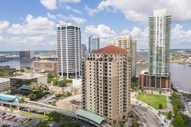 1478 Riverplace Blvd #1401, Jacksonville, FL 32207 (MLS #1013713) :: Bridge City Real Estate Co.