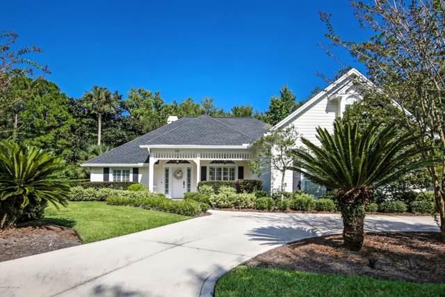 100 Shell Bluff Ct, Ponte Vedra Beach, FL 32082 (MLS #1013743) :: The Hanley Home Team